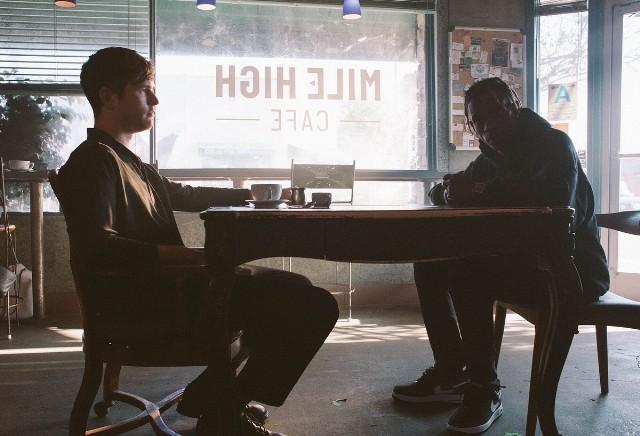 "James Blake - ""Mile High"" (Feat. Travis Scott & Metro Boomin) Video"