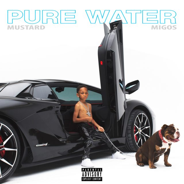 """Mustard - """"Pure Water"""" (Feat. Migos)"""