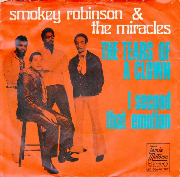 """The Number Ones: Smokey Robinson & The Miracles' """"The Tears Of A Clown"""""""
