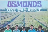 "The Number Ones: The Osmonds' ""One Bad Apple"""