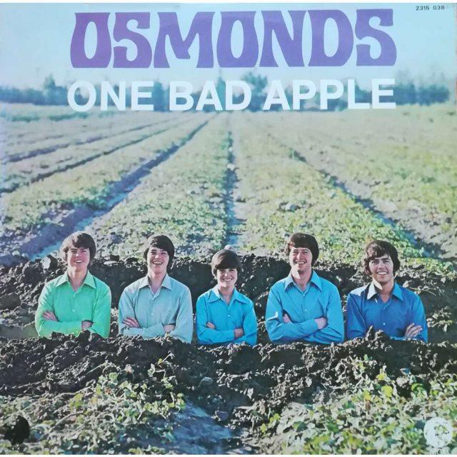 The-Osmonds-One-Bad-Apple