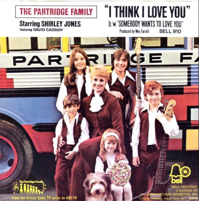 The-Partridge-Family-I-Think-I-Love-You