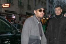 Chris Brown Arrested For Rape In Paris