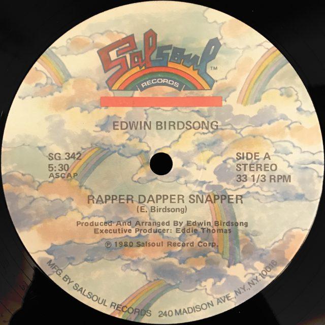 Edwin Birdsong's