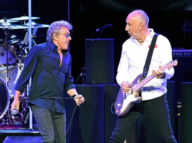 The Who Kicks Off Las Vegas Residency At Caesars Palace
