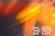 """Gurr – """"She Says"""""""