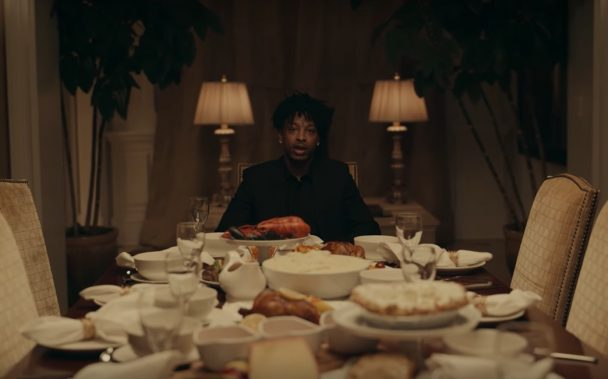 21 Savage A Lot Feat J Cole Video Stereogum