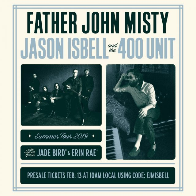 Father John Misty & Jason Isbell