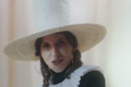 "Aldous Harding – ""The Barrel"" Video"