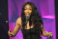 "Watch SZA Cover Sixpence None The Richer's ""Kiss Me"""