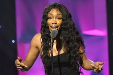 Watch SZA Cover Sixpence None The Richer's