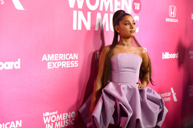 Ariana Grande Wins Grammy For 'Sweetener' Days After Dragging Awards Show