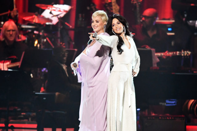 Katy Perry & Kacey Musgraves