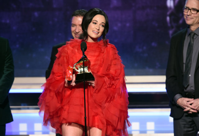 Kacey Musgraves Wins Album Of The Year Grammy