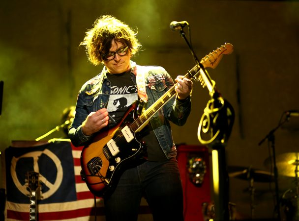 "Ryan Adams Album ""On Hold"" Following Misconduct Allegations"