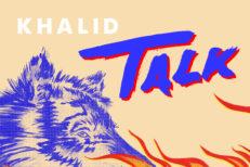 "Khalid - ""Talk"" (Prod. Disclosure)"