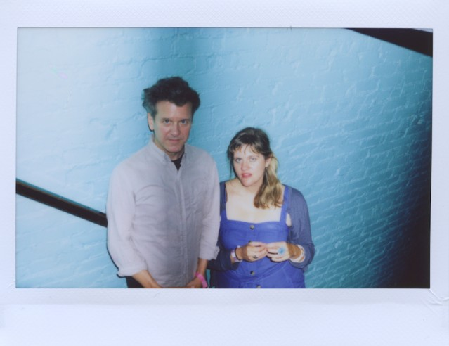 Mary Lattimore & Mac McCaughan