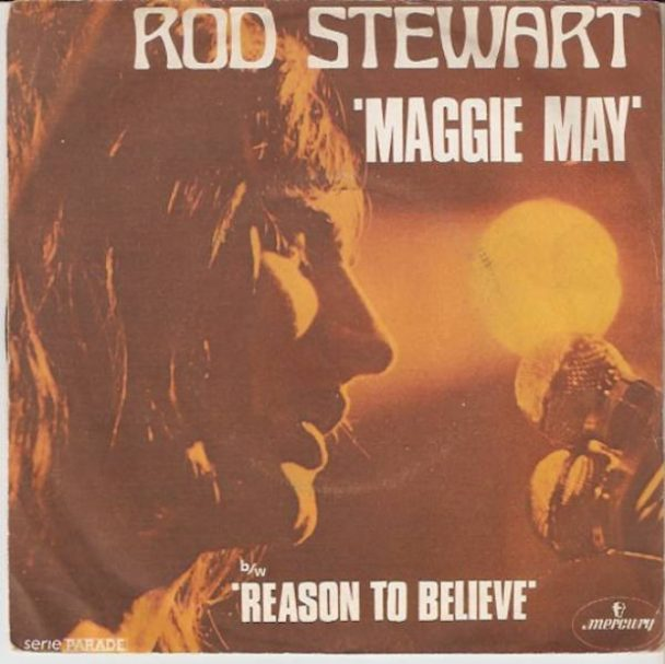 """The Number Ones: Rod Stewart's """"Maggie May"""""""
