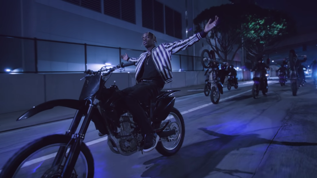 "052dd8839c9 ... Nabil-directed ""Mile High"" video and a brief (albeit controversial)  performance at the Super Bowl Halftime Show this weekend, Travis Scott is  back with ..."
