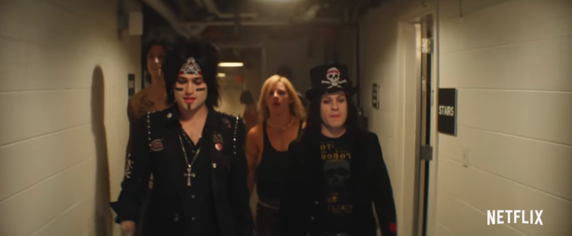 Mötley Crüe Movie 'The Dirt' Trailer Is Out Now: Watch