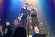 "Watch Ben Gibbard Play ""The Concept"" With Teenage Fanclub In Seattle"