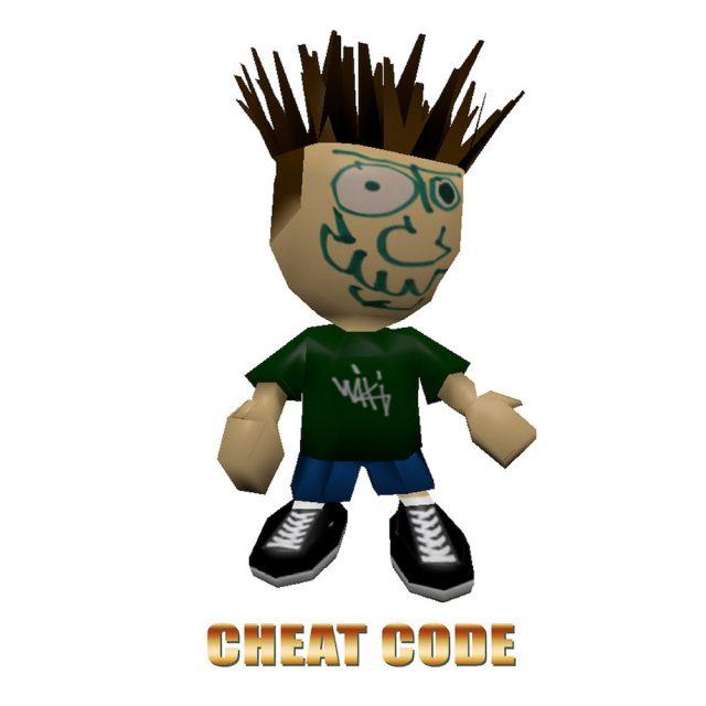 Wiki-Cheat-Code