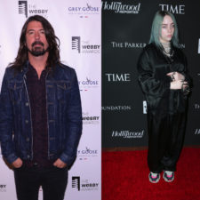 Billie Eilish Is The Future Of Rock Says Dave Grohl