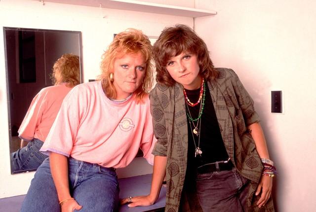 Indigo Girls 1989