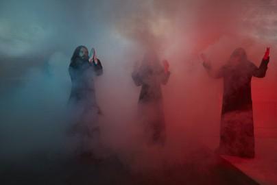 Sunn O))) On Their New Steve Albini-Produced Life Metal