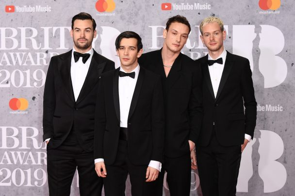 The 1975 Win Album Of The Year Brit Award Stereogum
