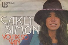 "The Number Ones: Carly Simon's ""You're So Vain"""