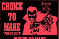 "Choice To Make – ""Think Twice"" & ""Composure"""