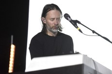 Thom Yorke In Concert - San Francisco, CA