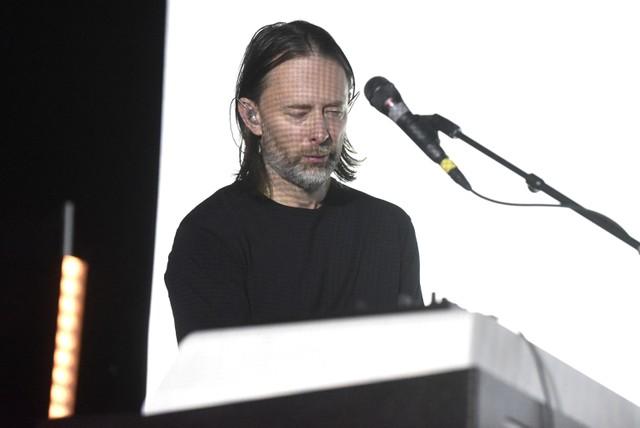 Thom Yorke In Concert - San Francisco, CA