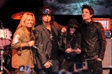 4th Annual Sunset Strip Music Festival - Tribute To Motley Crue