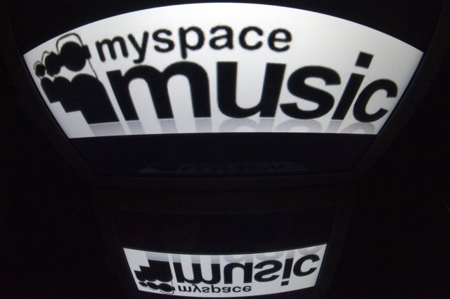 MySpace Loses 12 Years of Music