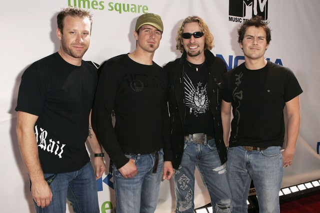 Congress had a heated debate about Nickelback and it was everything