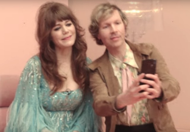 """Jenny Lewis – """"Red Bull & Hennessy"""" Video (Feat  Beck, St"""
