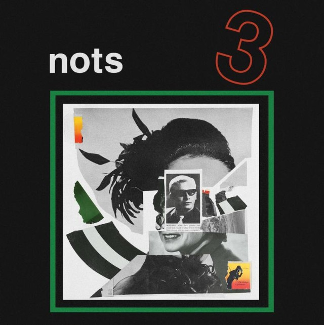 "NOTS - ""Half Painted House"""