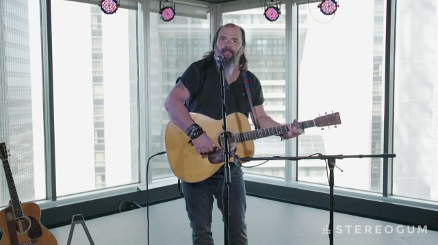 Steve Earle Performs Live Acoustic For Stereogum Session