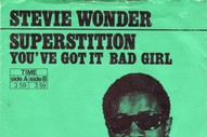 "The Number Ones: Stevie Wonder's ""Superstition"""
