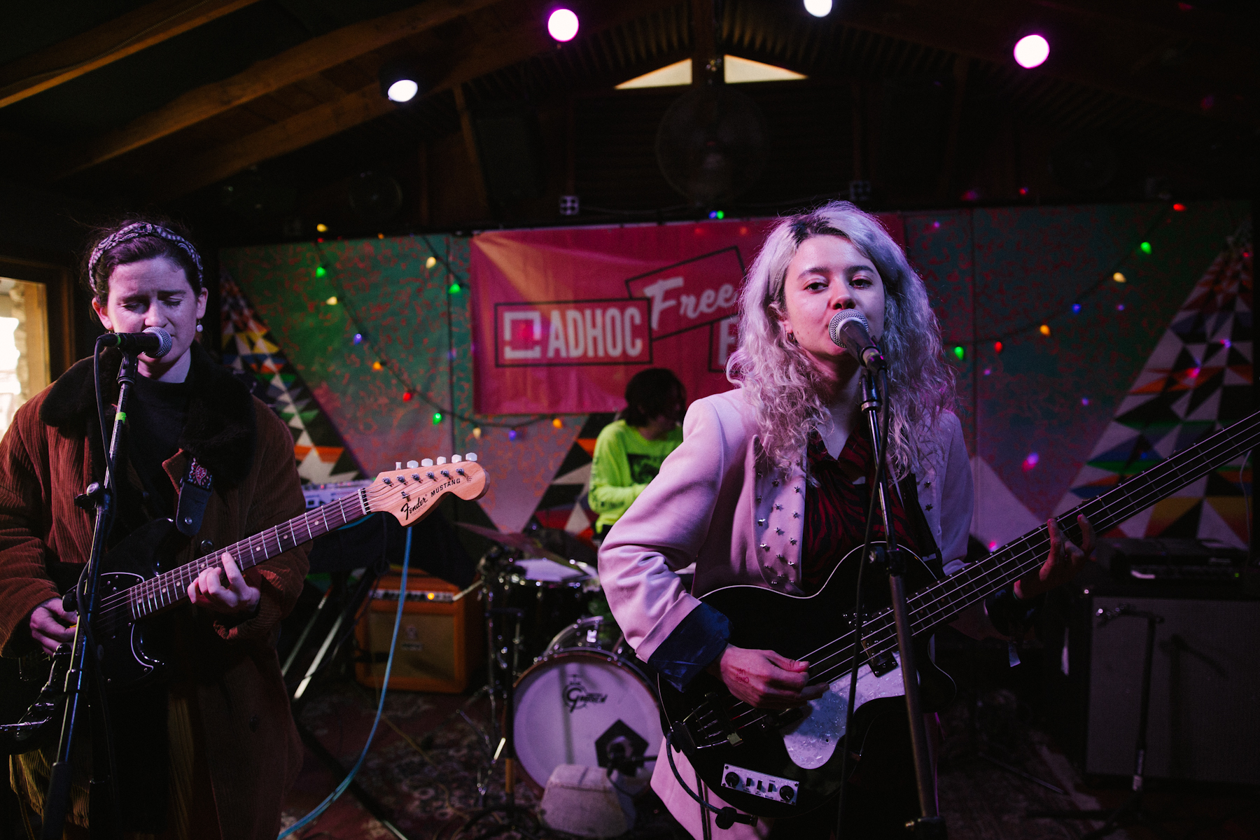 Barrie's Sweet, Soft Camaraderie Cut Through The Din Of SXSW