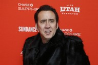 "Watch Nicolas Cage Sing ""Purple Rain"" At LA Karaoke Bar"