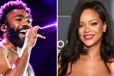 Childish Gambino & Rihanna