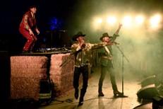 Lil Nas X, Billy Ray Cyrus, & Diplo @ 2019 Stagecoach Festival