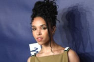 "FKA Twigs Mails Fans Artwork, New Single ""Cellophane"" Rumored For This Week"