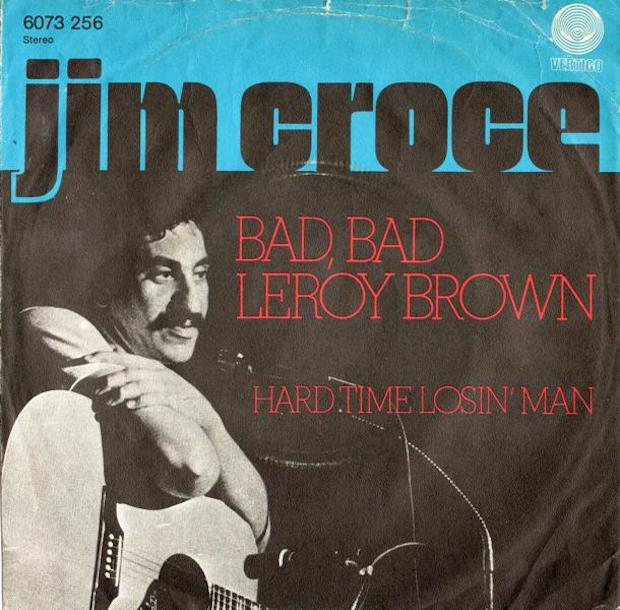 "The Number Ones: Jim Croce's ""Bad, Bad Leroy Brown"""