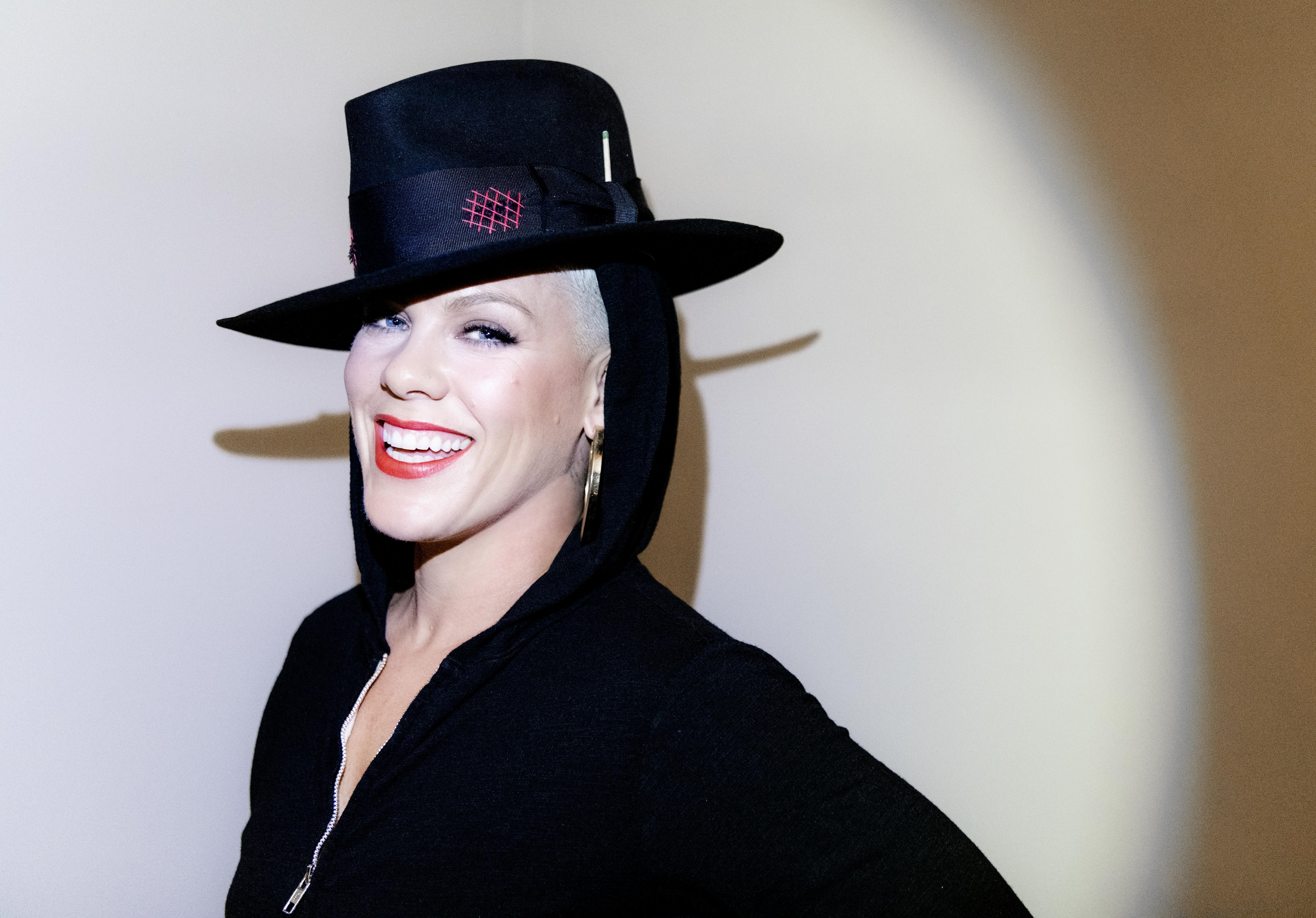 P!nk 'Hurts 2B Human' Review: Her Two-Decade Party Takes A Maudlin