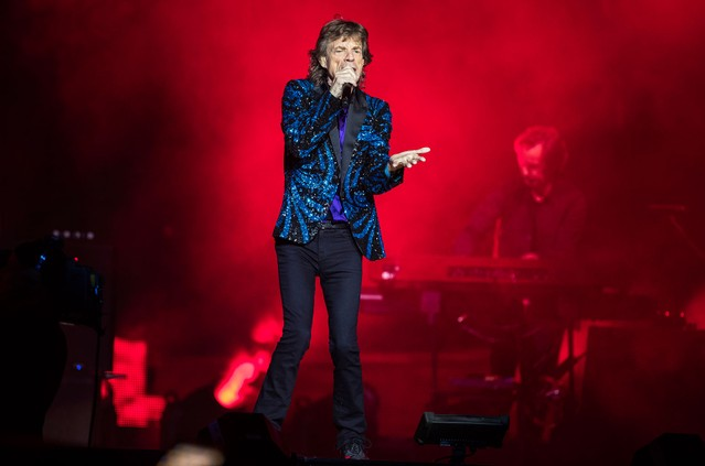 Mick Jagger Heart Procedure a Success