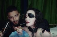 """Madonna – """"Medellín"""" (Feat. Maluma) Video"""